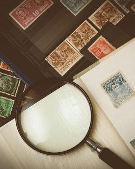 Stamps & Postal History