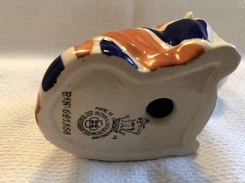 Royal Doulton Union Jack The British Bulldog