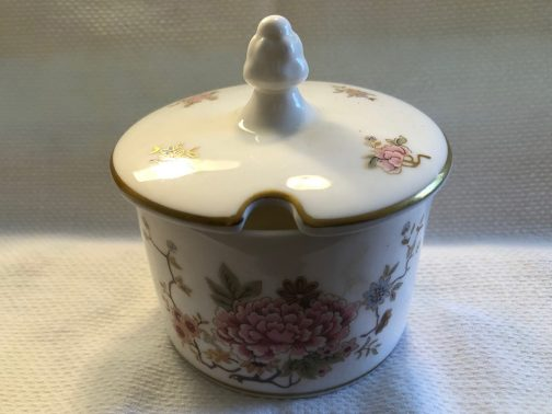 Royal Doulton Canton 5052 Jam Jelly with Lid