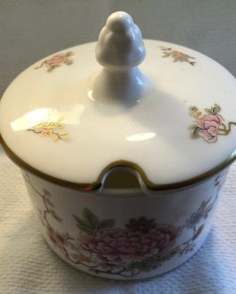 Royal Doulton Canton 5052 Jam/Jelly with Lid