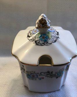 Royal Stafford APRIL Bone China Jam/Jelly/Sugar Bowl with Lid