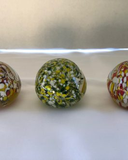 Group Of 3 Paperweights – Group 2